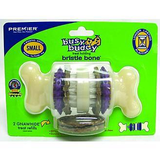 Busy Buddy Bristle Bone Dog Toy