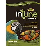 Higgins Intune Natural Macaw Pellet Food