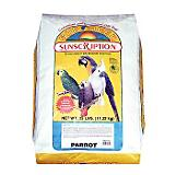 Sunseed Parrot Mix Food 25lb