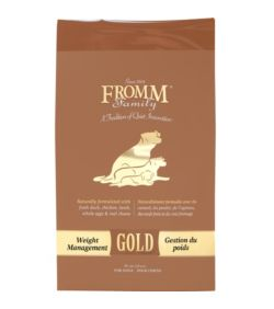 Fromm Gold Weight Management Dry Dog Food 15lb - Dog com