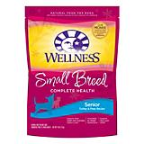 Wellness Small Breed Complete Senior Dry Dog Food