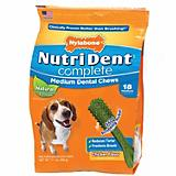 Nutri Dent Complete Chicken Medium Dog Chew