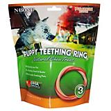 N-Bone Pumpkin Flavor Puppy Teething Rings
