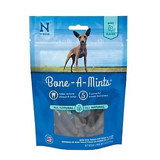 N-Bone Bone-A-Mints Dental Dog Bone
