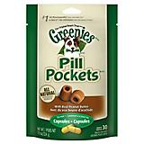 GREENIES DOG PILL POCKETS Peanut Butter Capsules