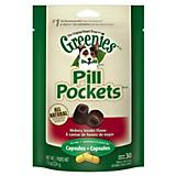 GREENIES DOG PILL POCKETS Hickory Smoke Capsules