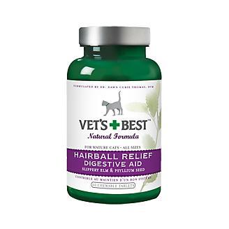 Vets Best Hairball Relief Cat Supplement