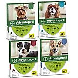 Advantage II for Dogs 4-Month Supply