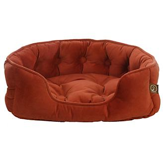 One for Pets Faux Suede Snuggle Pet Bed Navajo