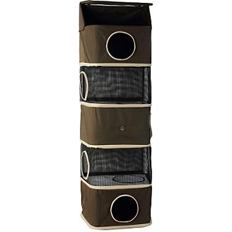 One for Pets Four Story Cat Activity Tower