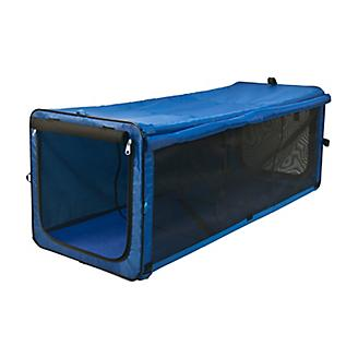 One for Pets Indoor/Outdoor Cat Enclosure Blue