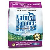 Natural Balance LID Venison Dry Dog Food