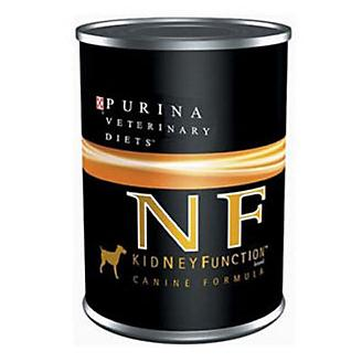 Purina NF Kidney Function Can Dog Food 12pk