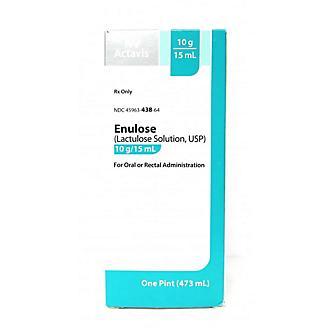 Enulose (Lactulose) 16oz/473mil