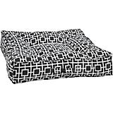 Bowsers Piazza Courtyard Taupe Dog Bed