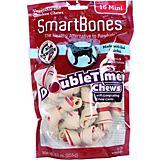 SmartBones DoubleTime Dog Chew Bones Chicken