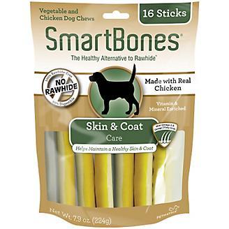 SmartBones Functional Skin n Coat Chew Sticks