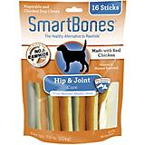 SmartBones Functional Hip n Joint Dog Chew Sticks