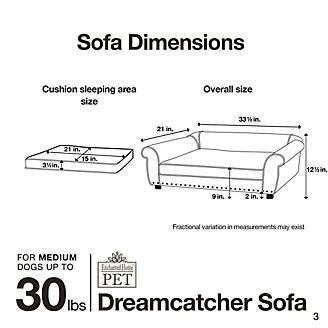 Enchanted Home Pet Dreamcatcher Sofa Dog Bed