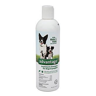 Advantage Flea and Tick Dog Shampoo