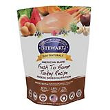 Stewart Raw Naturals Freeze Dried Food 12oz Turkey
