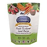 Stewart Raw Naturals Freeze Dried Food 12oz Lamb