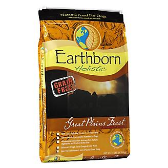Earthborn Grain Free Great Plain Dry Dog Food