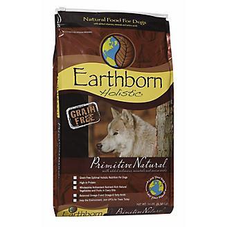 Earthborn Grain Free Primitive Dry Dog Food