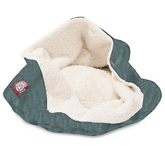 Majestic Pet 17in Viilla Azure Burrow Pet Bed