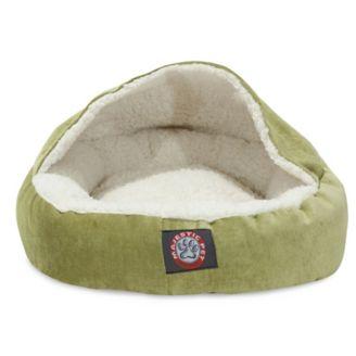 Awe Inspiring Majestic Pet 18 Inch Villa Apple Canopy Pet Bed Creativecarmelina Interior Chair Design Creativecarmelinacom