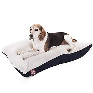 Majestic Pet Blue Rectangle Pet Bed