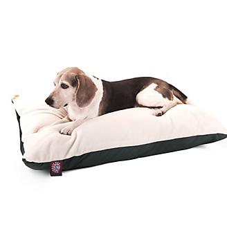 Majestic Pet Green Rectangle Pet Bed