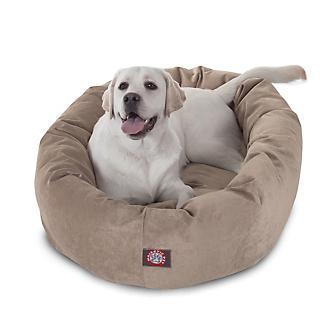 Excellent Majestic Pet Pearl Villa Bagel Pet Bed Creativecarmelina Interior Chair Design Creativecarmelinacom