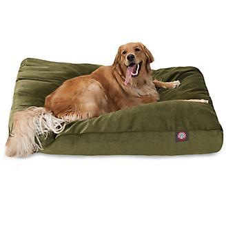 Majestic Pet Fern Villa Rectangle Pet Bed
