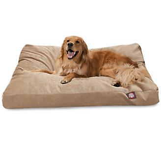 Majestic Pet Pearl Villa Rectangle Pet Bed