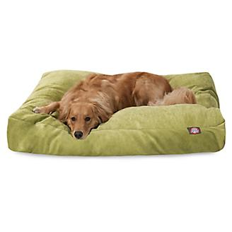 Majestic Pet Apple Villa Rectangle Pet Bed