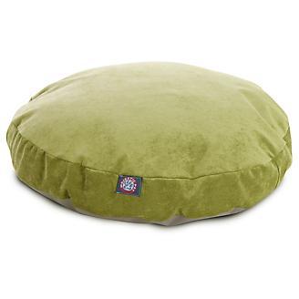 Majestic Pet Apple Villa Round Pet Bed