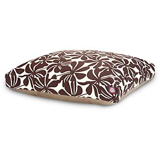 Outdoor Chocolate Plantation Rectangle Pet Bed