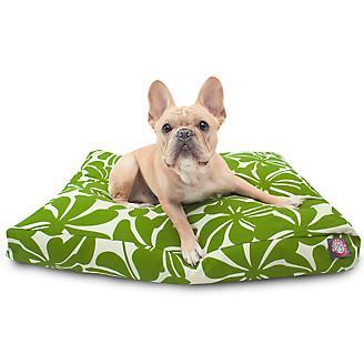 Outdoor Sage Plantation Rectangle Pet Bed