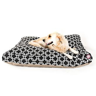 Majestic Outdoor Black Links Rectangle Pet Bed