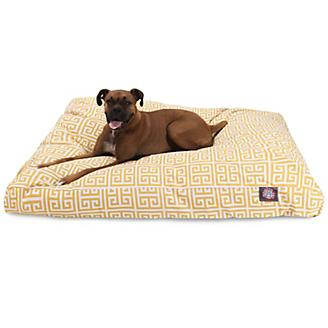 Majestic Outdoor Citrus Towers Rectangle Pet Bed