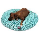 Majestic Outdoor Pacific Towers Round Pet Bed