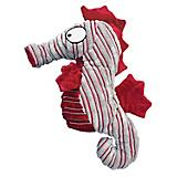 KONG Cuteseas Seahorse Dog Toy