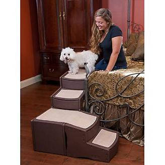 Pet Gear Easy Step Bed Stairs