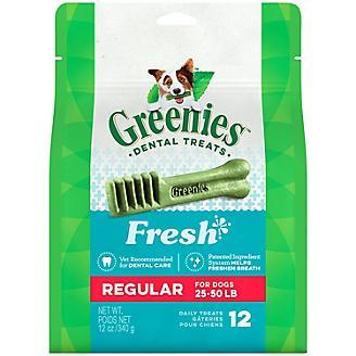 GREENIES Fresh Dog Dental Chew Regular
