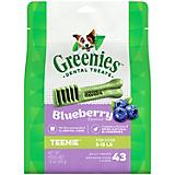 Greenies Blueberry Dog Dental Chew Teenie