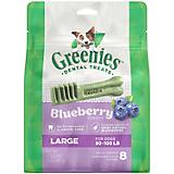 Greenies Blueberry Dog Dental Chew Large