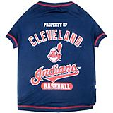 MLB Cleveland Indians Dog Tee Shirt