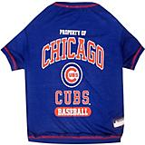 MLB Chicago Cubs Dog Tee Shirt
