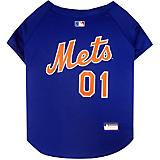 MLB New York Mets Dog Jersey